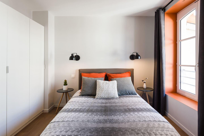 Chambre lit double ( 140 )