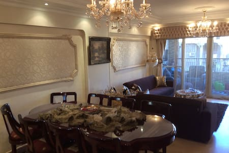 An elegant place in the charming of Heliopolis. - Heliopolis - Apartment