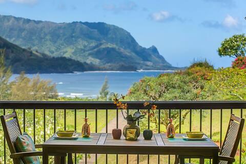 Hanalei Bay Resort 4222 for Kamaaina in July