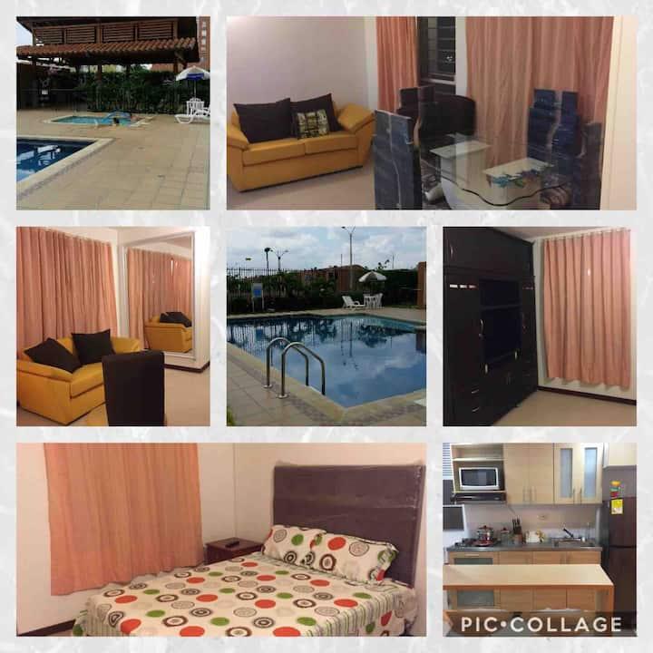 Liam's vacation apartment