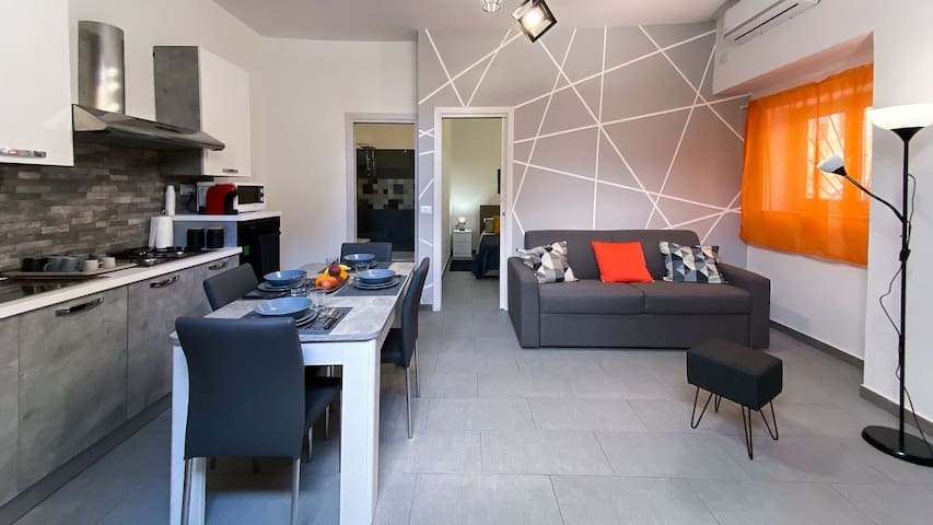 Miracle apartment