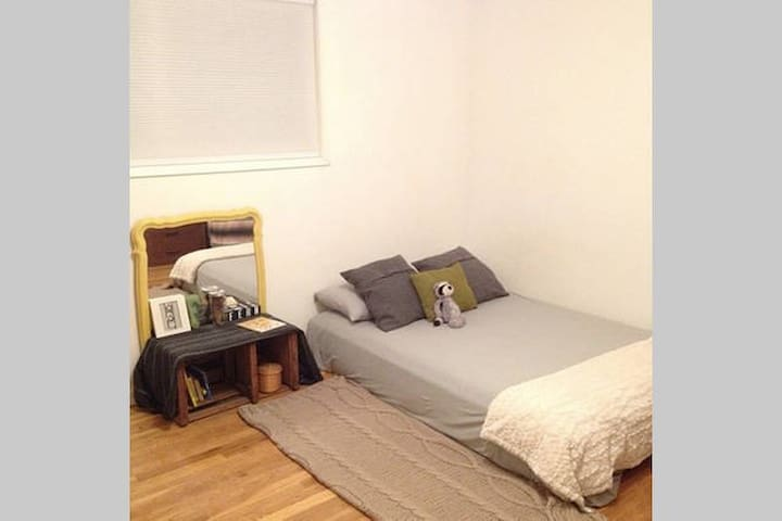 Private Bedroom in South End
