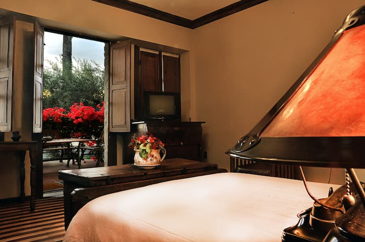 Cozy Home in Sucre! Viejo Olivo Deluxe Room