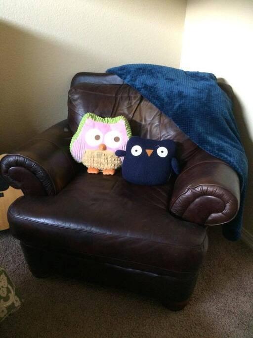 Guest Bedroom Chair