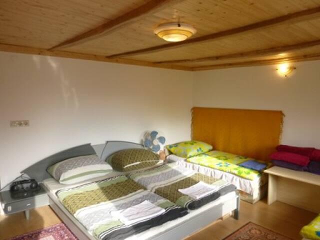 Room+bath at LakeBalaton Keszthely - Keszthely - House