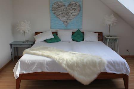 Top Maisonette Zimmer mit Chillgeschoss TV - Bremgarten - Casa