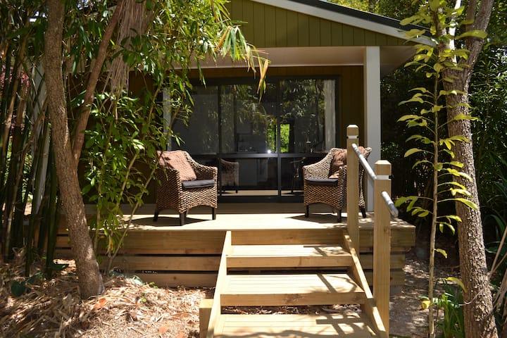 The Cabin, Golden Bay Lodge