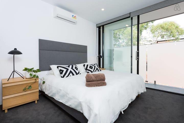 Third Bedroom (Level 1)