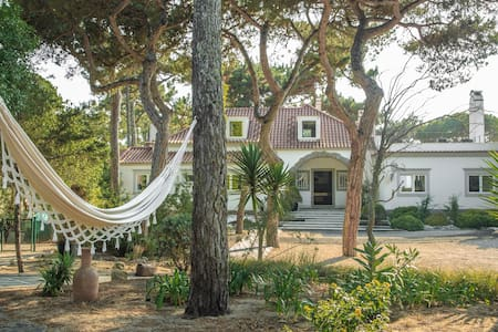 Casa do Banzão - Villa by the beach - Colares - Ev
