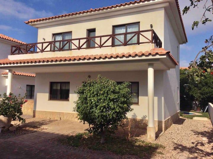 5* Villa on Melia Tortuga Resort