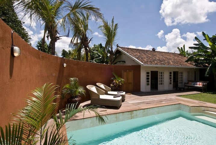 Central 2-person Villa With Fully Private Pool