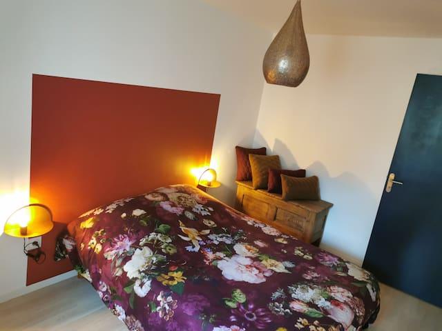 Chambre individuelle dans résidence calme
