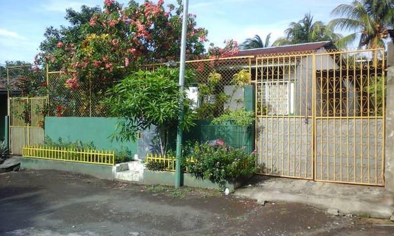Casa: Yazzin Aly. - Departamento de Rivas - Guesthouse