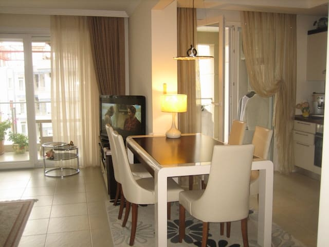Люкс - апартаменты в Махмутларе - Alanya - Apartamento