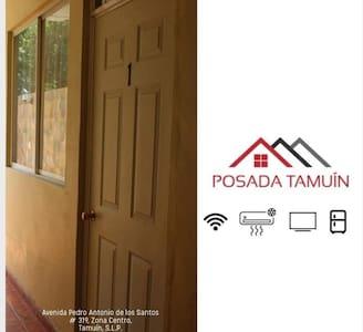 Casa amueblada Tamuin, 9 personas