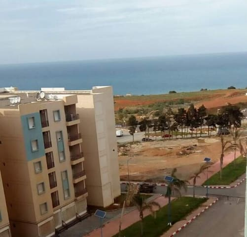 F4 residence privée vue sur mer, Bouismail, Tipaza