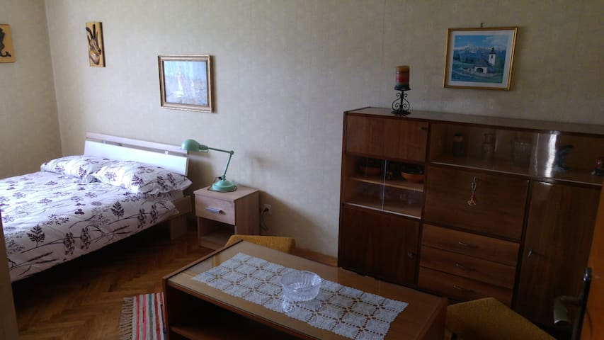 Mama Ana's rooms - double bed (room no.2)