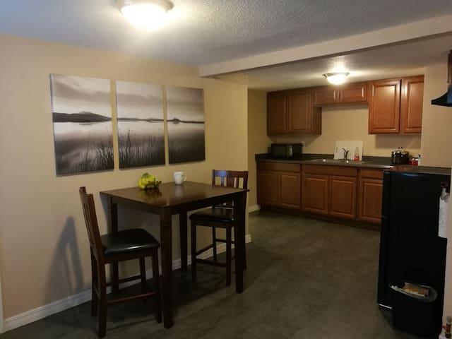 Nice apartment in quiet area
