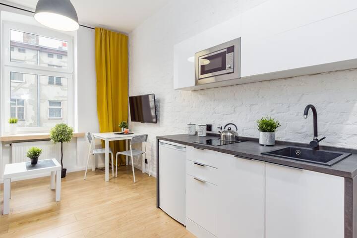 studio 24 - przytulny apartament w centrum