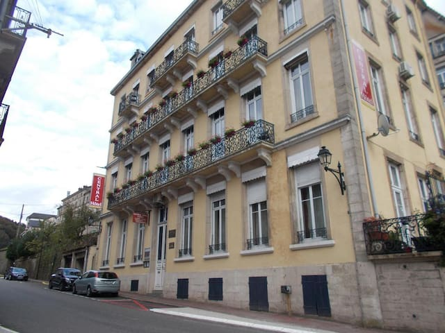 Résidence Central Hôtel - Plombières-les-Bains
