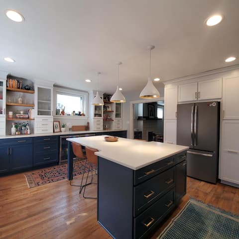Cozy house in trendy Lawrenceville