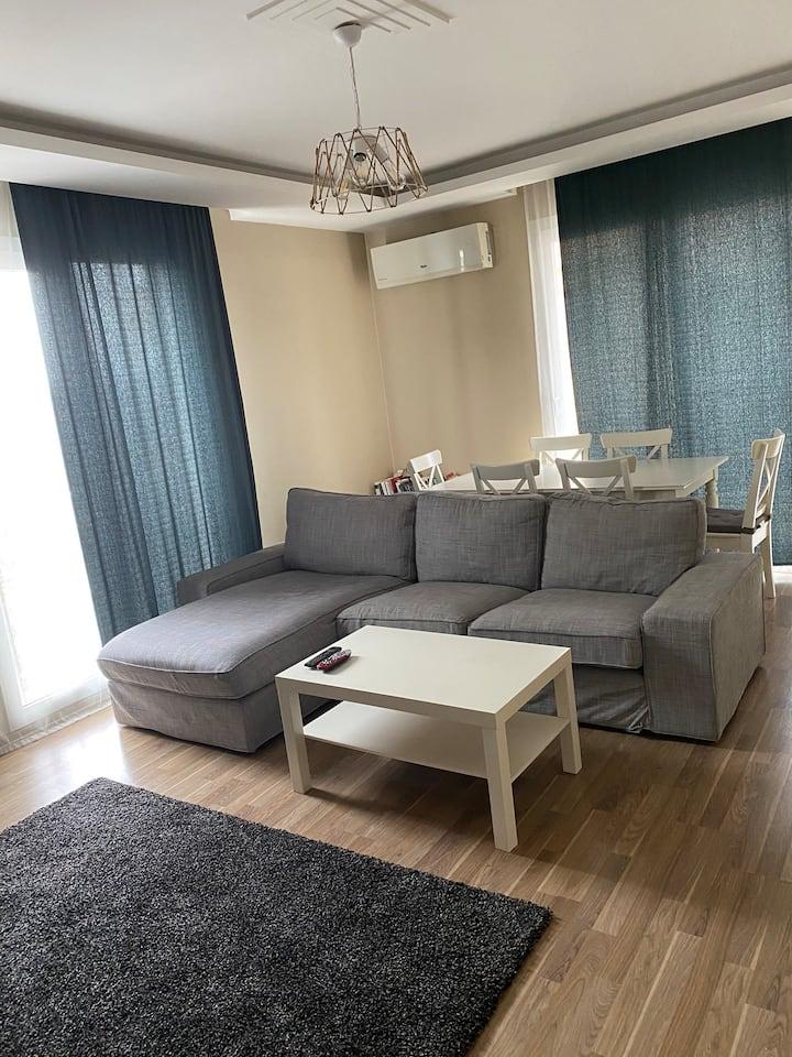 Karşıyaka'nın en iyi konumunda,modern eviniz ;)