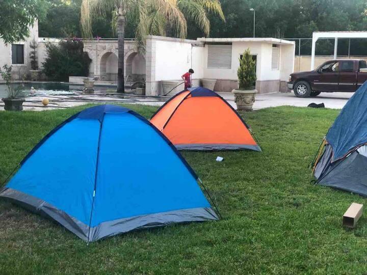 Grand camping HC3