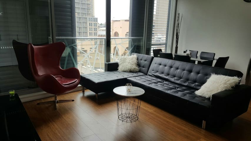 Luxury Apartment only 5 mins to Darling Harbour - Haymarket - Flat
