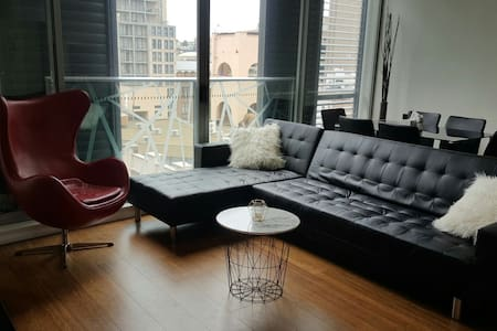 Luxury Apartment only 5 mins to Darling Harbour - Haymarket - Apartment