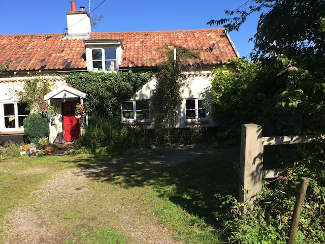 Quintessential Suffolk cottage