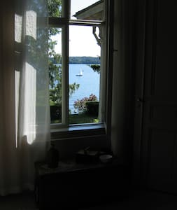 Bed&Breakfast vid havet på ön Oaxen - Oaxen - Bed & Breakfast