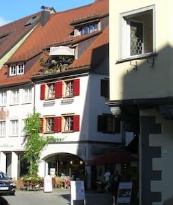 Wohnen in der Altstadtperle im Herzen von Wangen - Wangen im Allgäu