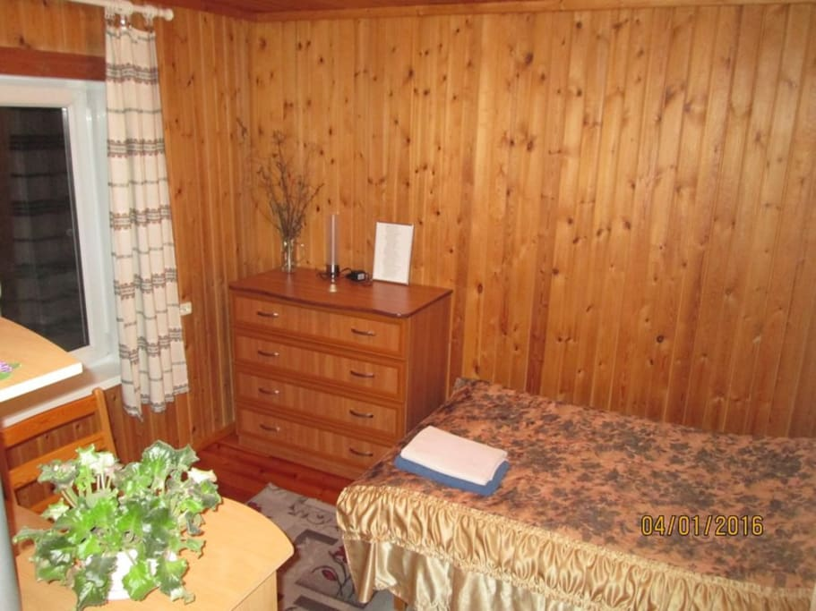 Комната №1.
