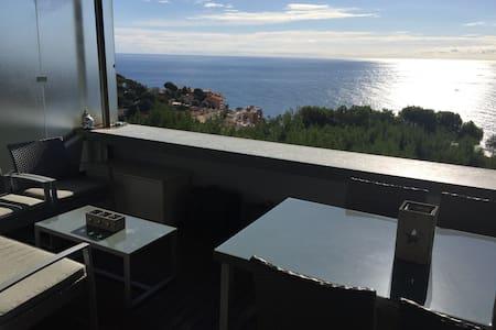 Superbe 2pieces a 5min de Monaco - Кап-д'Али