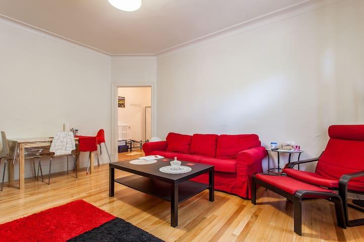 Nice cozy apartment near downtown - Montréal - Appartement