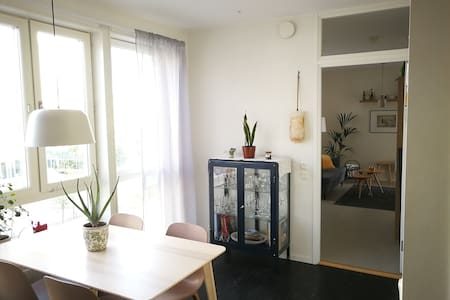 Airy apartment in the seatown, close to the city!