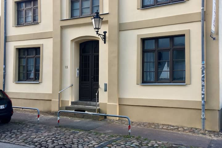 Attractive Apartment in Wismar Germany near Beach
