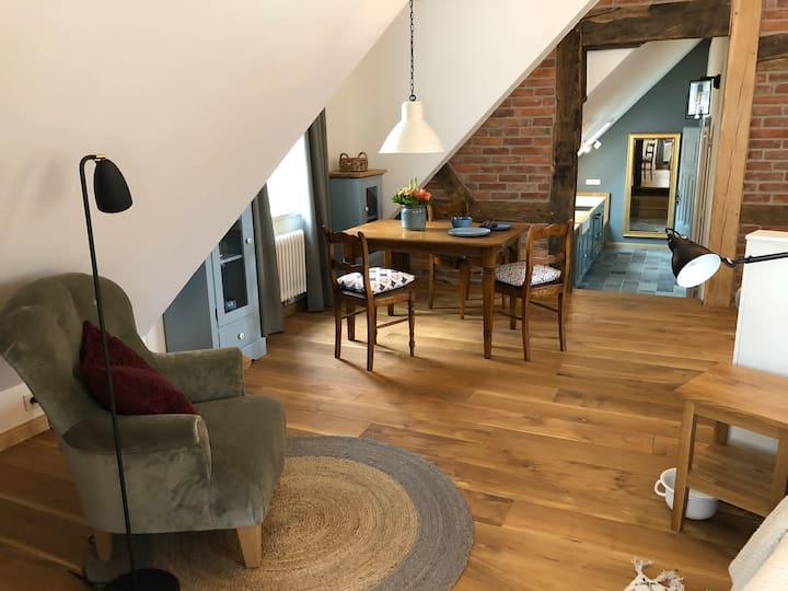 Luxus-Apartment Schneewittchen (by Grimm's Living)