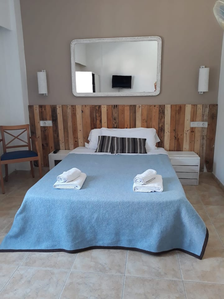 Studio Apartment 150m from the best Beach in Palma