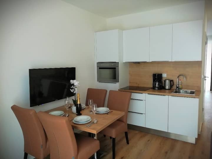 Apartment Nr. 1 for 2 people