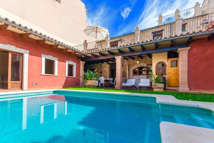 Villa Can Bassa - Pool - 30 Day Free Cancellation