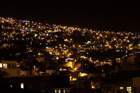 Casa cerca de sub ecuador y cerro alegre - Valparaíso - Hus