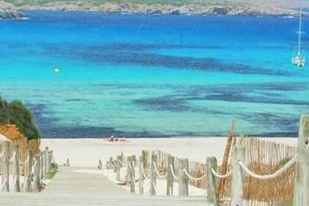 Menorca , playa y golf en Son Parc, - Son Parc - อพาร์ทเมนท์