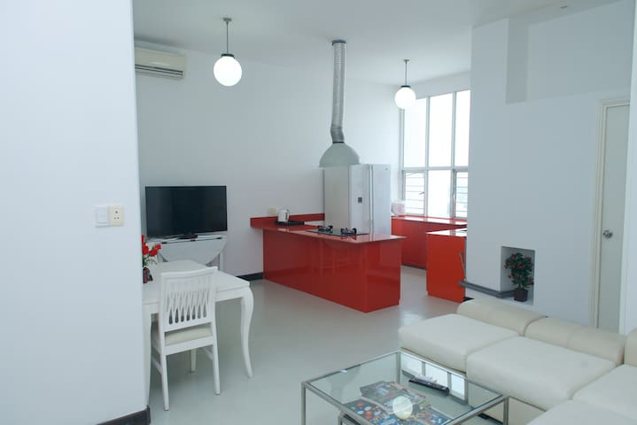 Fantastic 2-Bedroom Apartment - Ho Chi Minh City - Appartement