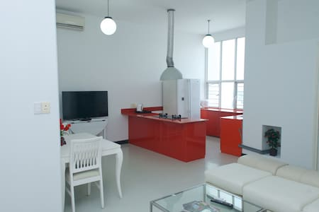 Fantastic 2-Bedroom Apartment - Ho Chi Minh - Apartament