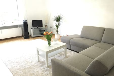 Nice Flat only 15 min to the fair - Apartamento
