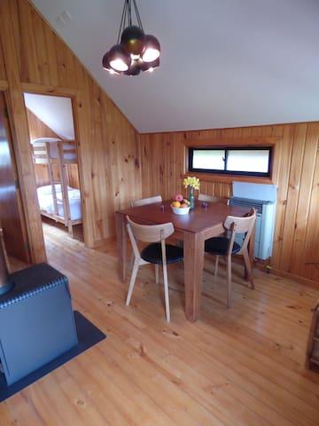 Cabaña 4 prs. orillas río Maullín - Puerto Varas - Chalet