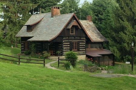 The Kennedy Cabin Est. 7/7/77 - Bed & Breakfast