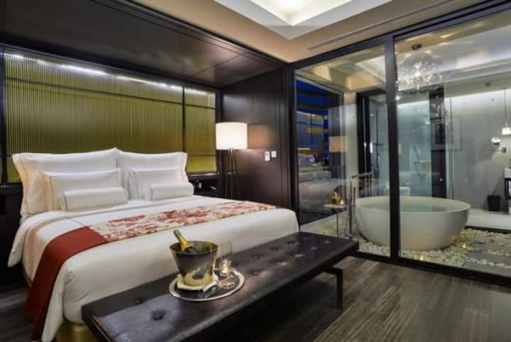 Nimman luxury modern design room