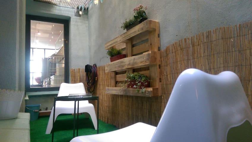 Santo Tome Loft - Toledo - Apartamento
